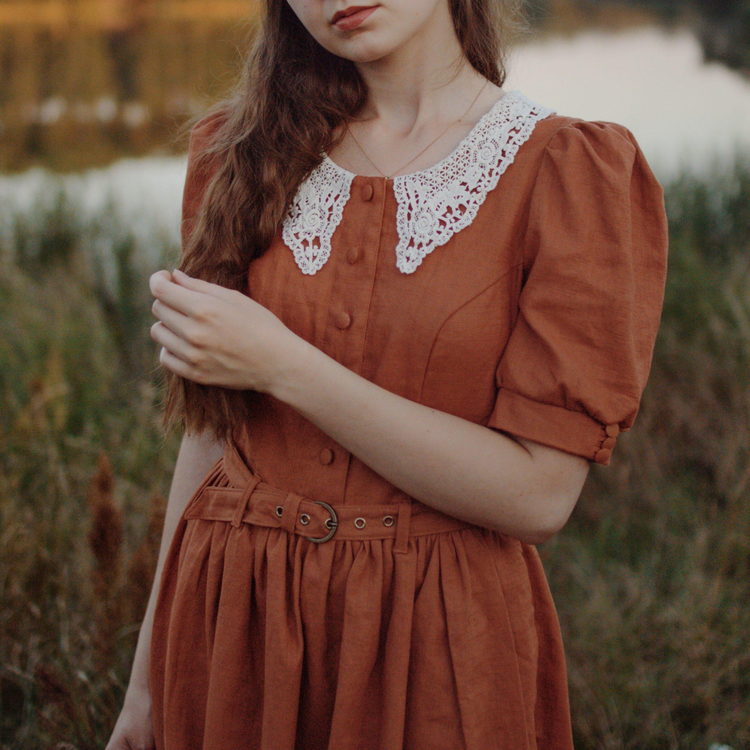 Anastasia Linen Kwadrat